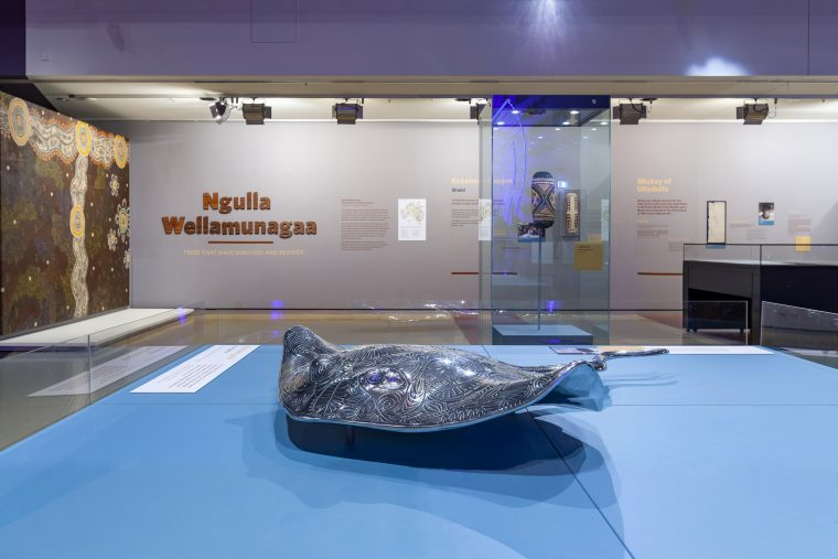 Ngulla Wellamunagaa exhibition