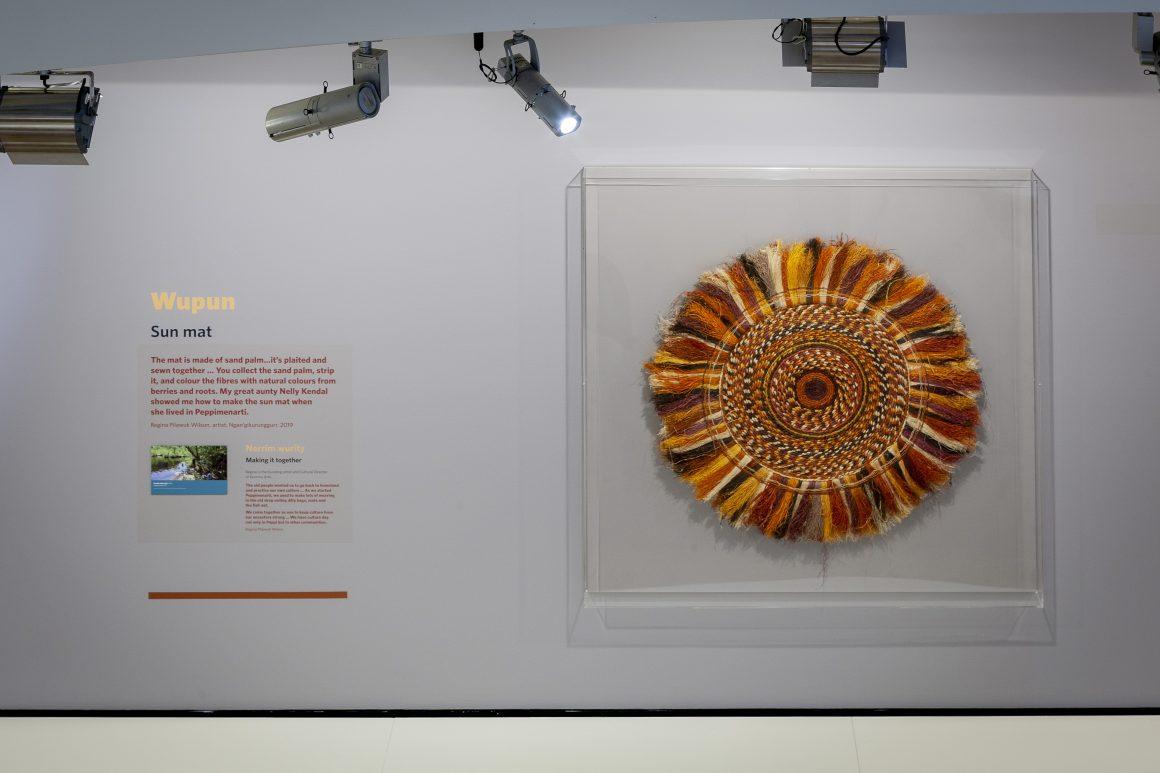Ngulla Wellamunagaa exhibition, Focus Gallery NMA